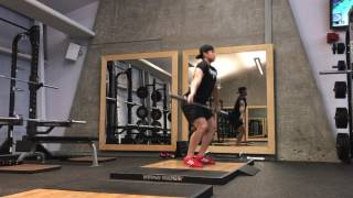 #AskKenneth 44: Olympiclifting Practice - Snatches