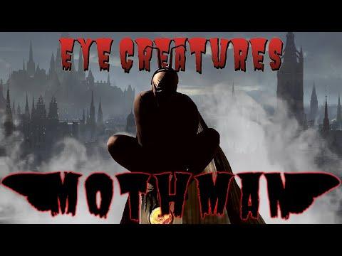 Eye Creatures Mothman - Music Video