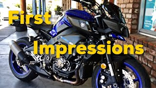7. 2018 Yamaha MT-10 Review