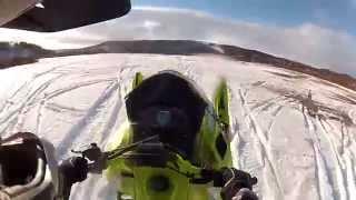 1. Ski-Doo Freeride 2015 HD