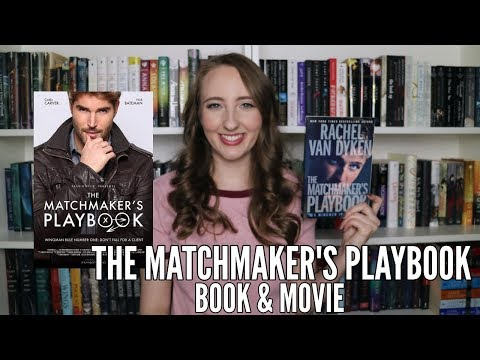 THE MATCHMAKER'S PLAYBOOK: BOOK & MOVIE REVIEW