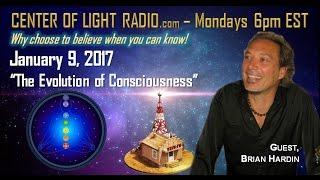 """""""The Evolution of Consciousness"""""""