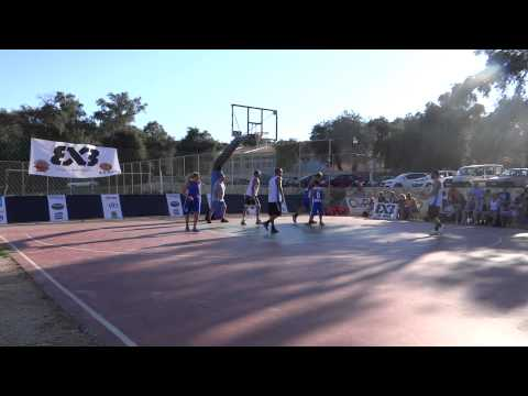 2nd 3X3 Poseidon Paxos Last 16(Peter and the Wolves vs Paxos Nets)