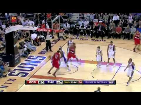 Portland Trail Blazers 101 – Phoenix Suns 94