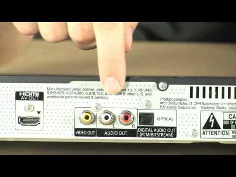 Panasonic DMPBD45 Blu-ray Player