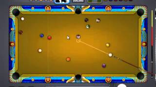 8ball pool: Cairo Kasbah (500,000 Coins Bet) Video