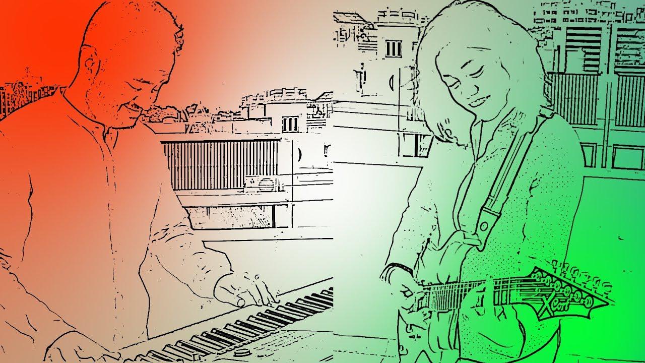 Independence Day Special With Guitar & Keyboard   Patriotic songs MashUps   HaNi_karak