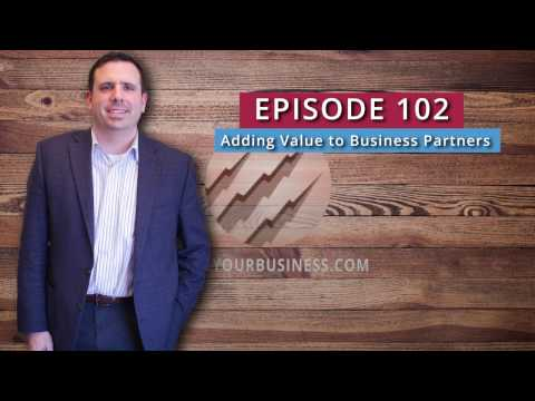 Watch '102: Adding Value to Your Business Partners (Adam Czerwinski) - YouTube'