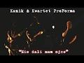 Tekst piosenki Kazik & Kwartet ProForma - Nie dali ojce