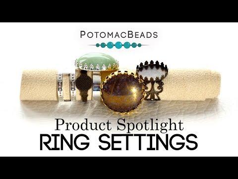 Product Spotlight - Ring Settings