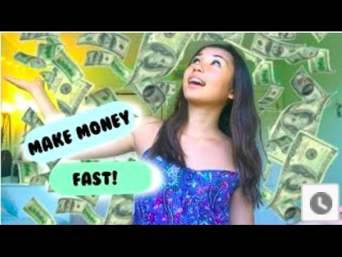 How to make money FAST as a Kid/Teen!!!