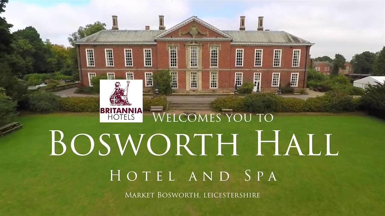 Bosworth Hall Hotel Spa Leisure Warwickshire