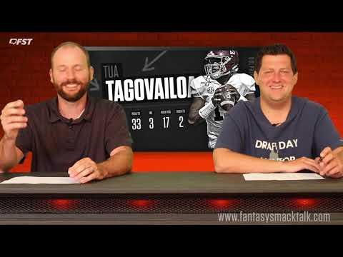 2020 Fantasy Football Top Rookie Quarterbacks thumbnail