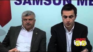 SAMSUN'DAKİ ENGELLİ VATANDAŞLARDAN TOPLUMA MESAJ...
