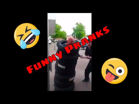 Funny Fails / Jokes / Pranks at the Stuff /  funny videos 2018 /  comedy