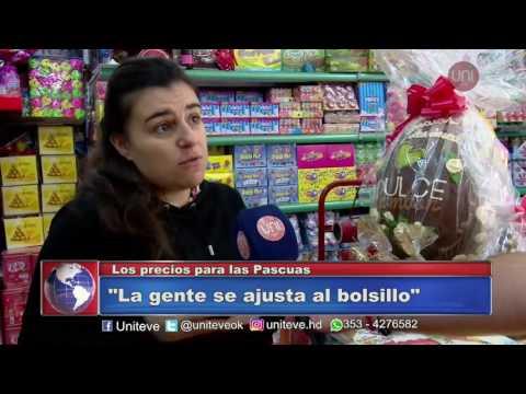 Los precios para las Pascuas