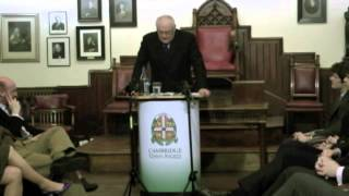 General Sir Peter Wall, The Cambridge Union Society