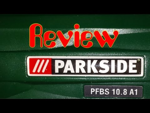 Lidl Parkside Dremel Review | FULL HD | Deutsch