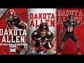 Dakota Allen 2017-18 Junior Highlights || HD