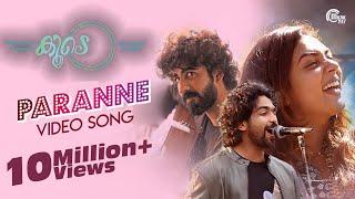 Video Koode | Paranne Song |Prithviraj Sukumaran,Nazriya Nazim,Parvathy|Anjali Menon|Raghu Dixit|M Renjith MP3, 3GP, MP4, WEBM, AVI, FLV September 2018