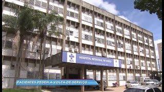 Voluntárias fazem abaixo-assinado para retorno do serviço de oncologia em Assis