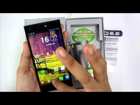 Review IQ6.6 พร้อมซิม i-mobile 3GX