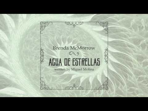 Agua de Estrellas Spriral Lyric Video - Brenda McMorrow - Visual Meditation