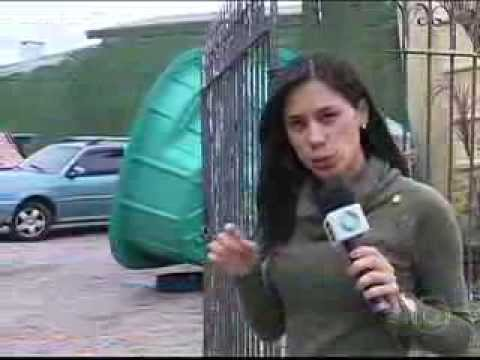 Chuva E Vento Forte Causam Estragos - Curitiba Paraná