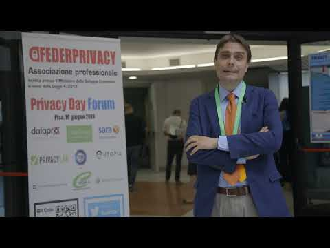 8° Privacy Day Forum: intervista a Luca Bolognini