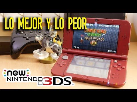 NEW NINTENDO 3DS XL -  Lo mejor y lo peor
