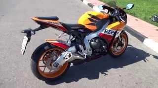 4. Honda CBR1000RR Fireblade (Repsol) 2013 Walkaround [Part. 1]