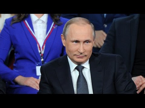 Putin has choice words for those trying to discredit Trump
