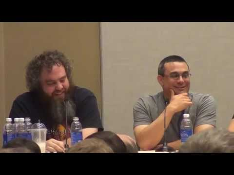 Magic Systems With Rothfuss, Butcher, Wells, Cole, Sykes, Blackmoore - Phoenix Comicon 2014
