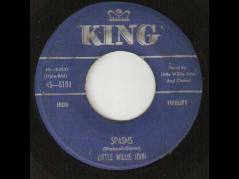 Tekst piosenki Little Willie John - Spasms po polsku