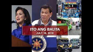 Video UNTV: Ito Ang Balita (July 10, 2018) MP3, 3GP, MP4, WEBM, AVI, FLV Juli 2018