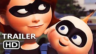 VIDEO: INCREDIBLES 2 – TV Spot