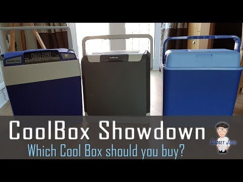Cool Box Showdown - Which Cooler should you buy?