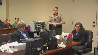 Parents accused of torturing their 13 children appear in court