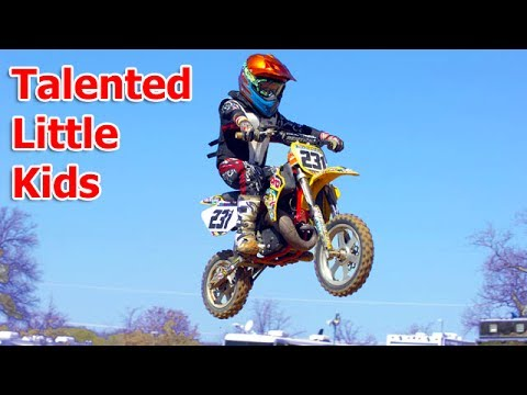 Video Talented Little Kids on Dirt Bikes download in MP3, 3GP, MP4, WEBM, AVI, FLV January 2017