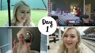 Day 1 at Babington House with Nina Ricci for the launch of their new Luna fragrance! Checking in and movie night with the girls ♥CATCH UP ON MY MAIN CHANNEL VIDEOS: https://www.youtube.com/channel/UCOTKYFfRMaLj4n-QPBGWzDgMORE MEG:Twitter - http://www.twitter.com/megsaystweetInstagram - http://www.instagram.com/megsays_Snapchat - megsayssnapFacebook - https://www.facebook.com/Meg-Says-147...BlogLovin' - http://www.bloglovin.com/blog/11907731WantFeed - http://wantfeed.com/megsays/wantsDepop - http://www.depop.com/en/megsaysFRIENDS:Ellie at Elle Next Door- https://www.youtube.com/channel/UCwtkMYlOUpTLFdV4grE0BcwLucy & Lydia- https://www.youtube.com/user/LucyAndLydiaCarly Rowena- https://www.youtube.com/user/CarlyrowenaSabrina at A Little Obsessed- https://www.youtube.com/user/ALittleObsessedUKJess at Cocoa Chelsea- https://www.youtube.com/channel/UCCnw2TnmA9LKvvhLF-m4wewSuzie at Hello October- https://www.youtube.com/user/HelloOctoberxoAlix at I Covet Thee- https://www.youtube.com/user/icovettheeRupinder Mundra- https://www.youtube.com/user/rougerosepetaleJosie at Fashion Mumblr- https://www.youtube.com/channel/UCCmfa729dnJCi_bK7fSNbpwKatie at KALANCHOE- https://www.youtube.com/channel/UCdkp8QY3A23A1Zp2pwdeJsgLaura at Tiny Twisst- https://www.youtube.com/user/tinytwisstDebs at Bang On Style- http://www.bangonstyleblog.com/WHAT I'M WEARING:New Look White Ruffle Hem Blouse- http://rstyle.me/n/chhe5hb3g2fASOS Nude Midi Trench Coat- http://rstyle.me/n/b5yufdb3g2fNew Look Black High Waisted Emilee Jeggings- http://rstyle.me/n/chhipmb3g2fASOS Black Western Waist Belt- http://rstyle.me/n/ciqam9b3g2fRiver Island Black Suede Ankle Boots (very similar)- http://rstyle.me/n/ciqarhb3g2fCharlotte Elizabeth The Pink Bloomsbury- https://www.charlottelizabeth.com/products/the-pale-pink-bloomsburyEQUIPMENT USED:Canon S120Edited on iMovie Version 10.1.2Meg SaysPO Box 354Great YarmouthNR30 9GAUnited KingdomDISCLAIMER: This is not a sponsored video. Some affiliate links have been used - th