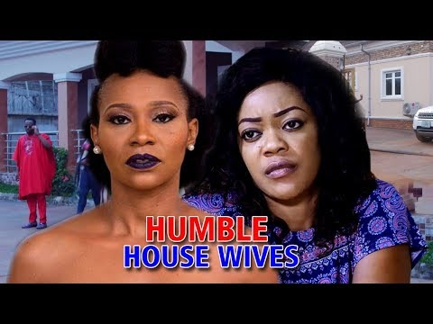 Humble House Wives Season 1&2 - Eve Esin & Nse Ikpe Etim 2019 Latest Nigerian Movie