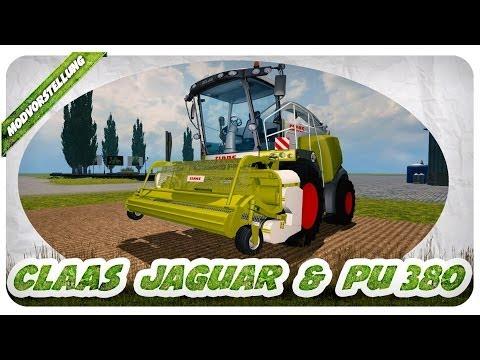 Claas PU 380 v2.0