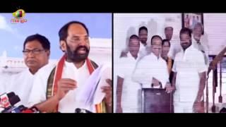 Uttam Kumar Reddy Speaks To Media On Telangana Budget Plan 2017-18   TS Assembly   Mango News