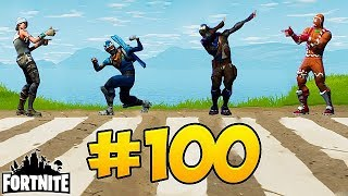 Download Video Fortnite Funny Fails and WTF Moments! - #EPISODE 100 SPECIAL (Daily Moments) MP3 3GP MP4