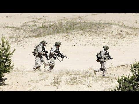 Η ανατολική πτέρυγα του ΝΑΤΟ ενισχύεται