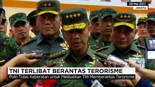 Video RUU Terorisme - TNI akan Dilibatkan Dalam Pemberantasan Terorisme MP3, 3GP, MP4, WEBM, AVI, FLV Agustus 2018