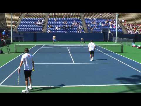 04 22 2011 USC Vs UCLA mens tennis doubles