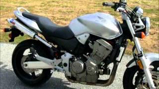 10. 2004 Honda CB900F 919 Stock #9-0494