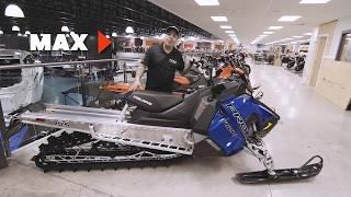 6. Polaris Pro RMK 600 2019 | Présentation par Max
