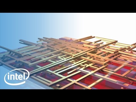 Intel - This video shows the process of how computer chips are made using Intel's world leading 22nm manufacturing technology with 3D transistors. It starts with com...